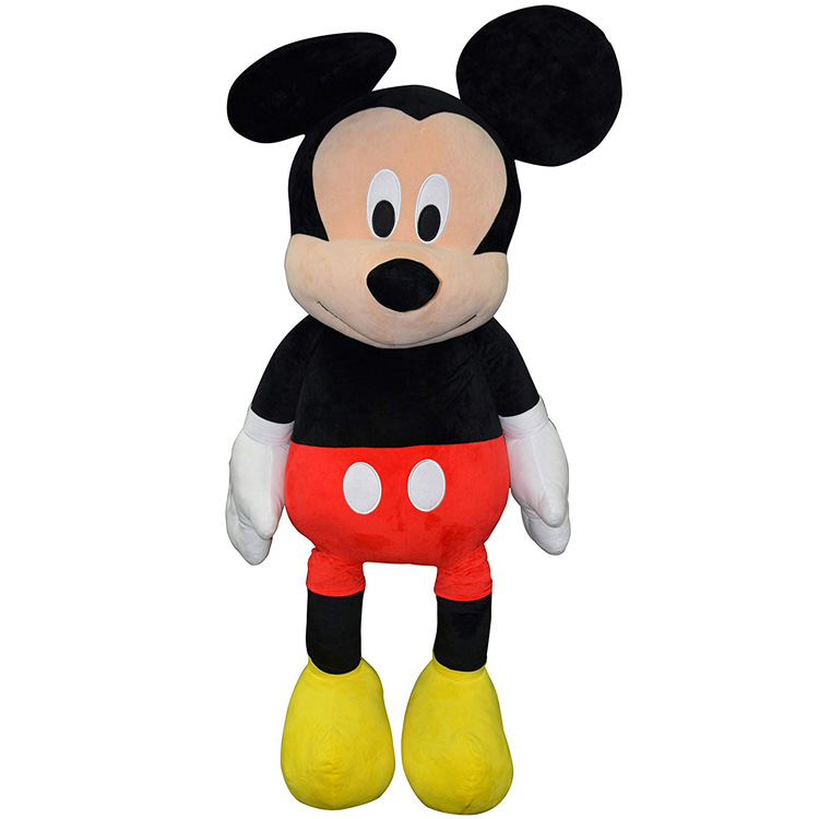 【お買い物マラソンP3倍】特大サイズ ディズニー ミッキーマウス ぬいぐるみ 152cm ジャイアント ドール Mickey 巨大 クリスマスプレゼント