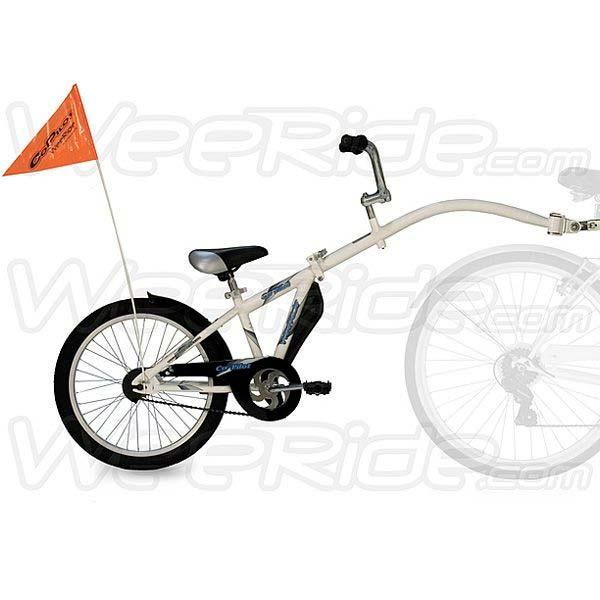 Weeride ウィライドコパイロットバイクトレーラー86455 36455
