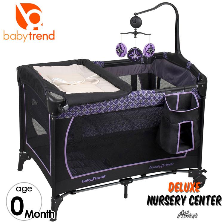Baby Trend ナーサリーセンター アテナ プレイヤード