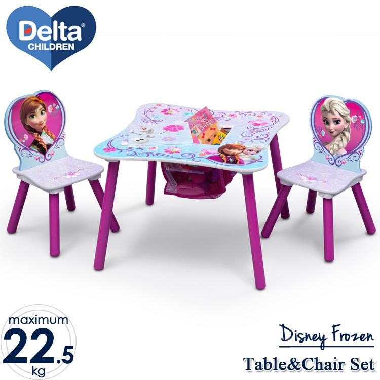 Delta デルタ ディズニー デルタ アナと雪の女王 アナと雪の女王 女の子 収納付き テーブル ディズニー&チェア, CAMBIO:5bd91697 --- sunward.msk.ru
