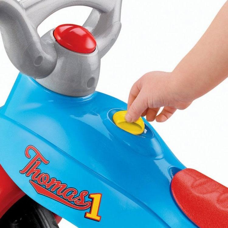 機関車トーマス 【ポイント5倍】 Fisher price W2880 フィッシャープライス タフトライク 2歳から 男の子 三輪車