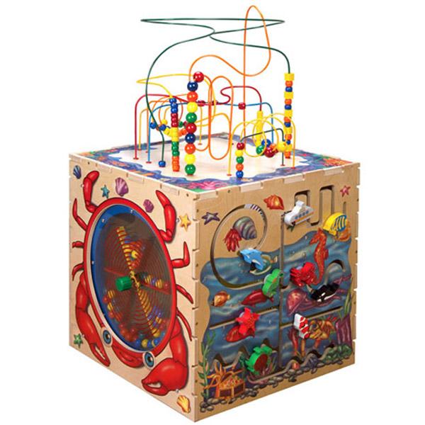 【スーパーセール割引商品】Anatex シーライフ プレイキューブ SeaLife PlayCube