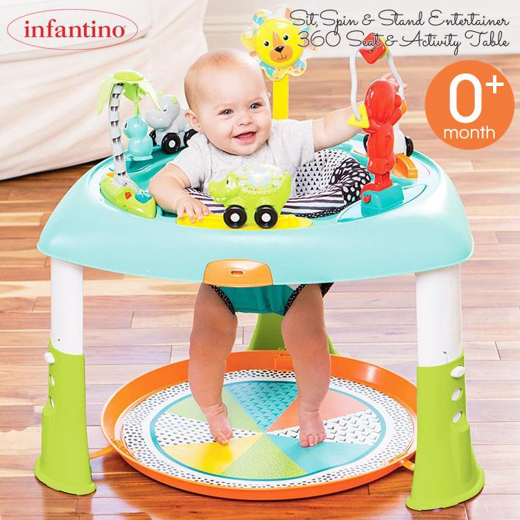 infantino エンターテイナー アクティビティ テーブル インファンテーィノ