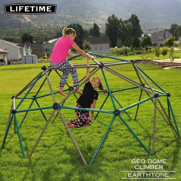 Online ONLY(海外取寄)/ LIFETIME ジオドーム クライマー アースカラー 90136 /配送区分B