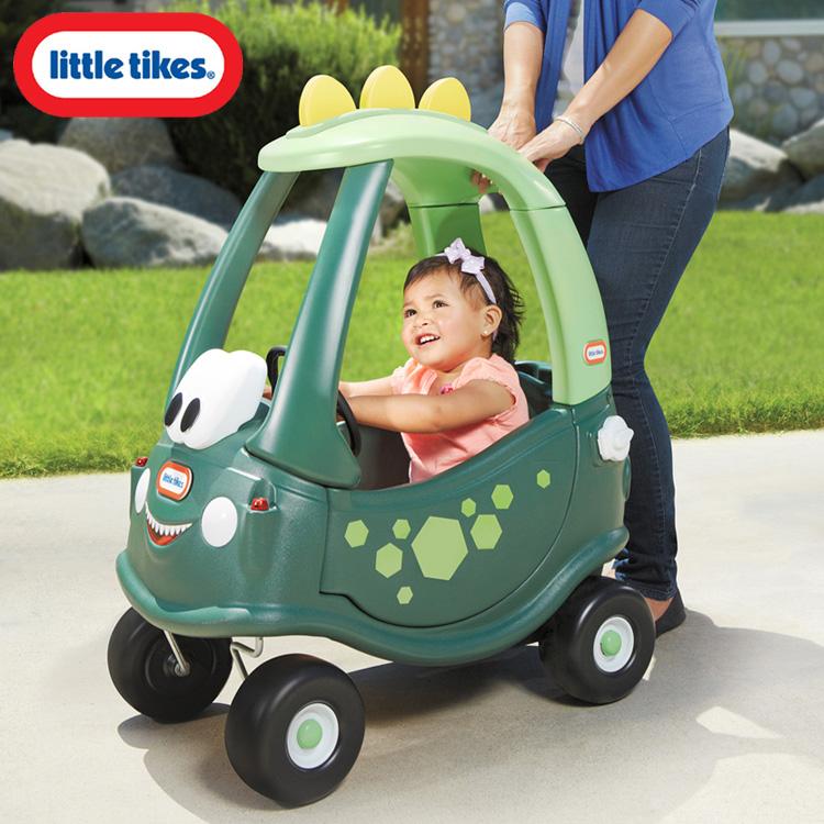 Littletikes リトルタイクス コージークーペ ディノ 乗用玩具 1歳半から 641961