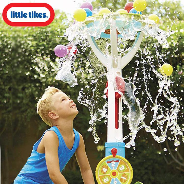 Online ONLY(海外取寄)/ 水遊び ボール遊び リトルタイクス ファンゾーン ポップ スプラッシュ サプライズ 648496 Littletikes