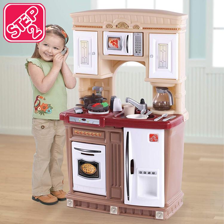 Online ONLY(海外取寄)/ STEP2 フレッシュ アクセント キッチン 706100