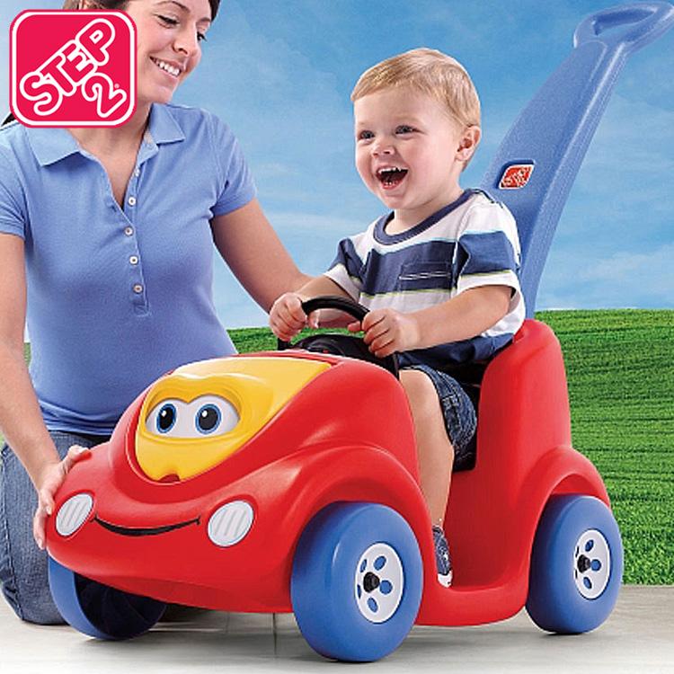 Online ONLY(海外取寄)/ ステップ2 プッシュアラウンド バギー アニバーサリー エディション 乗用玩具 1歳半~ STEP2 717000