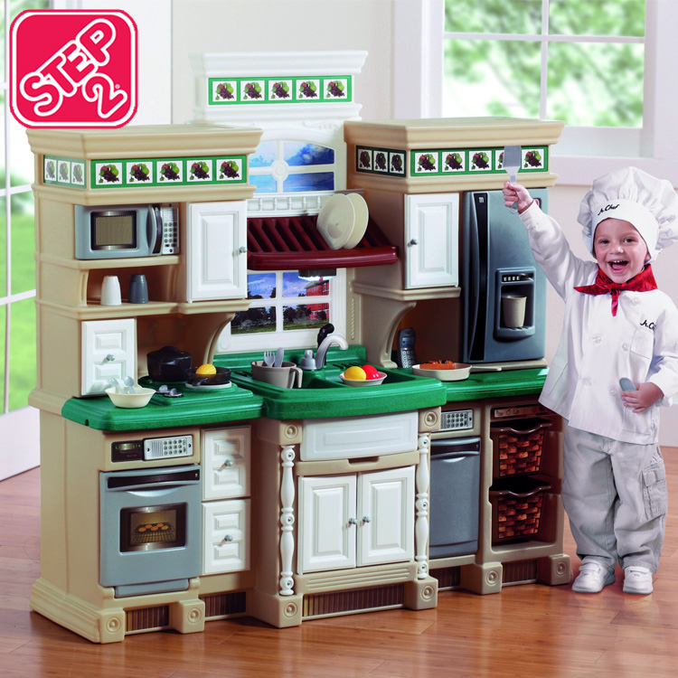 【スーパーSALE割引商品】ステップ2 デラックス キッチン おままごと STEP2 7248KR / 配送区分C
