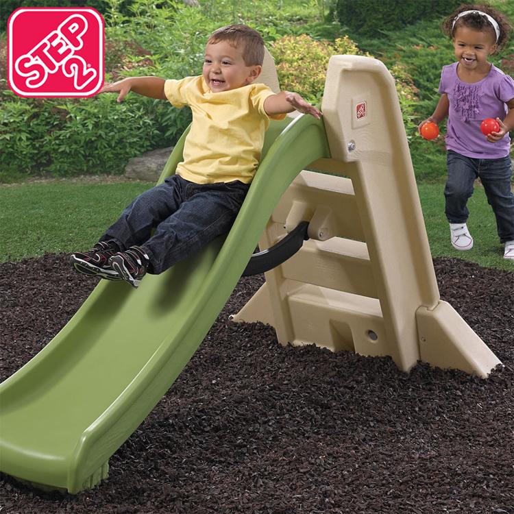 ステップ2 ビッグフォールディング スライド すべり台 2歳~ STEP2 844600 /配送区分B