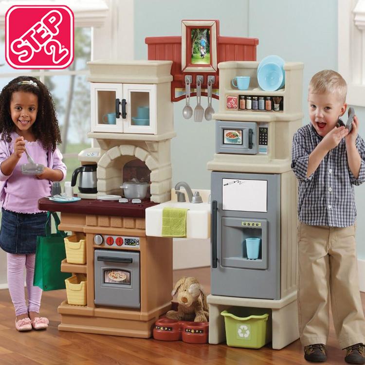 ステップ2 ハートオブザホーム キッチン STEP2 821800 /配送区分B