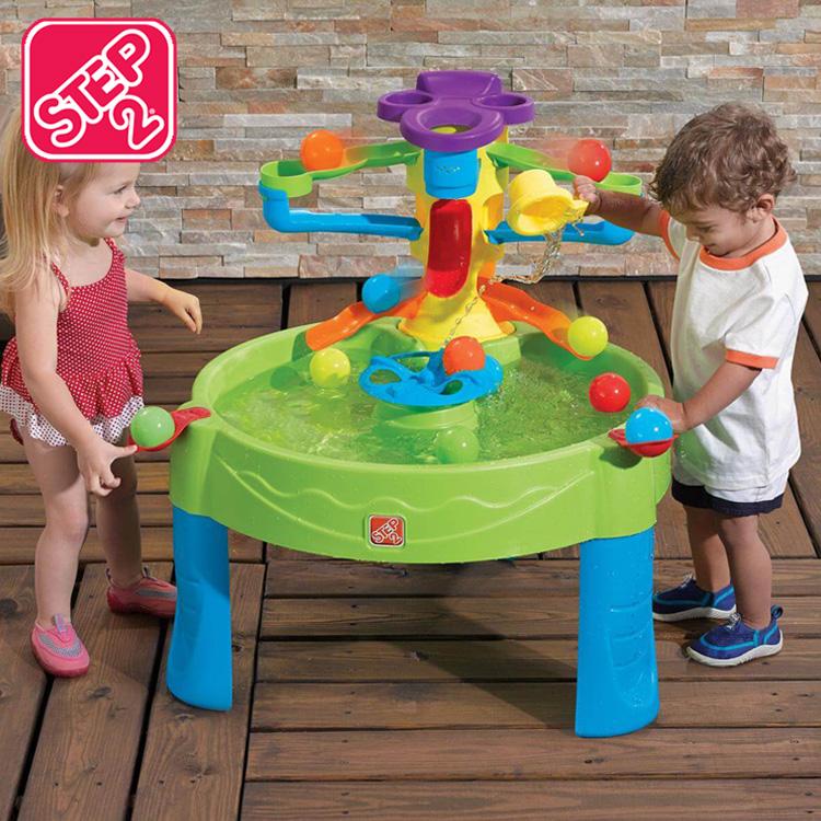 Online ONLY(海外取寄)/ ステップ2 ビジーボール プレイテーブル 水遊び 1歳半~ STEP2 840000 /配送区分A