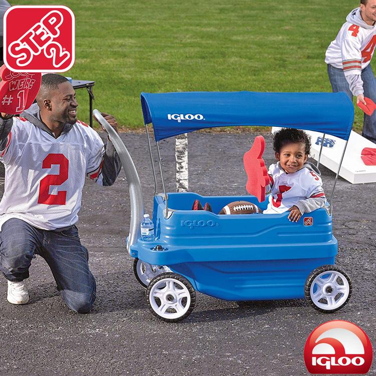 ステップ2 イグルー ワゴン クーラーボックス付き 乗用玩具 STEP2 8515SC /配送区分B