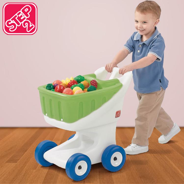 【大決算・割引商品】ステップ2 リトルヘルパー グローサリーカート ままごと 2歳から STEP2 896000