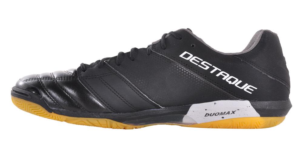 亞瑟士(亞瑟士)TST217 desutakki 6 J寬大的人室內五人足球鞋室內鞋9001黑色