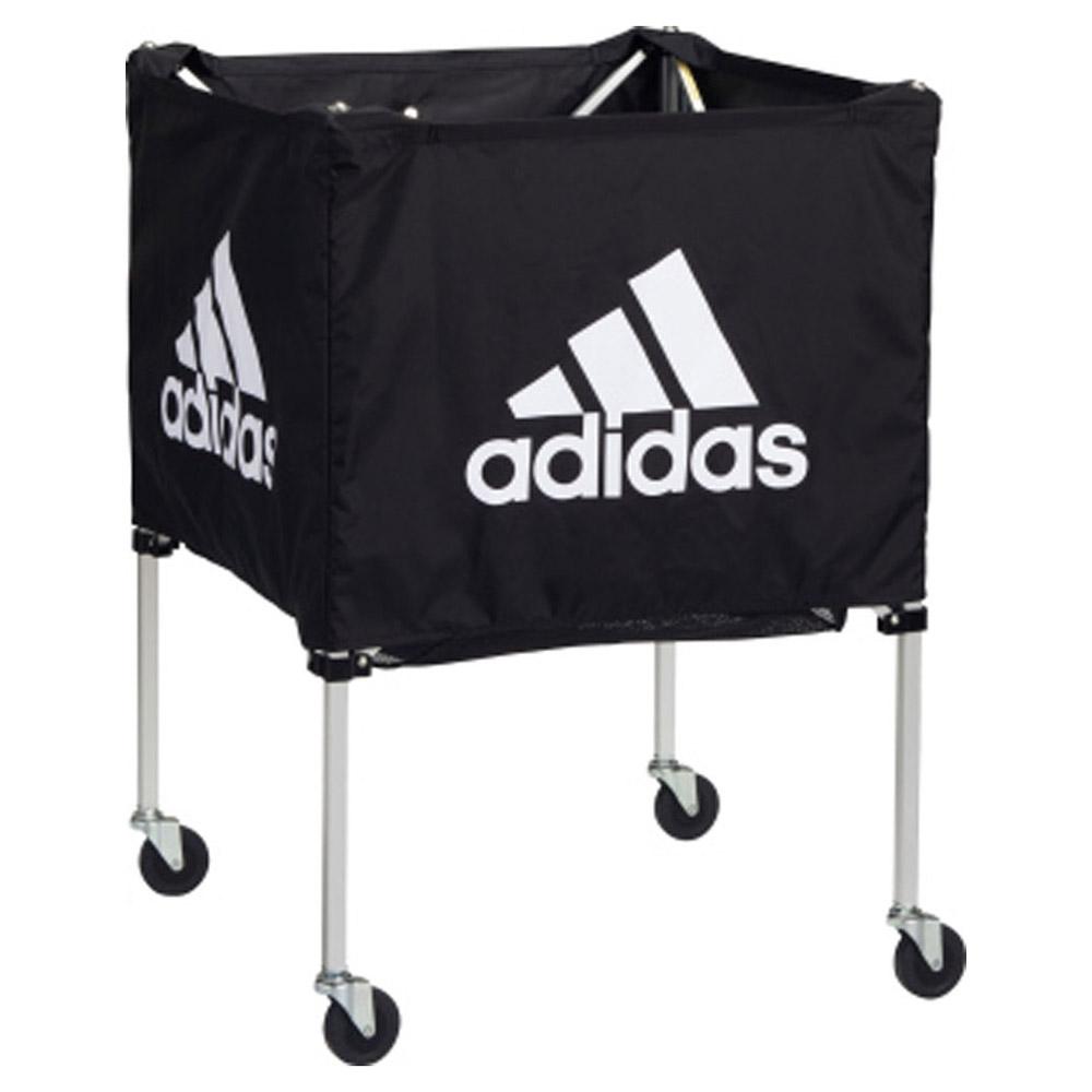 adidas(アディダス) ABK20BK2 ボールキャリアー 折りたたみボールかご ブラック