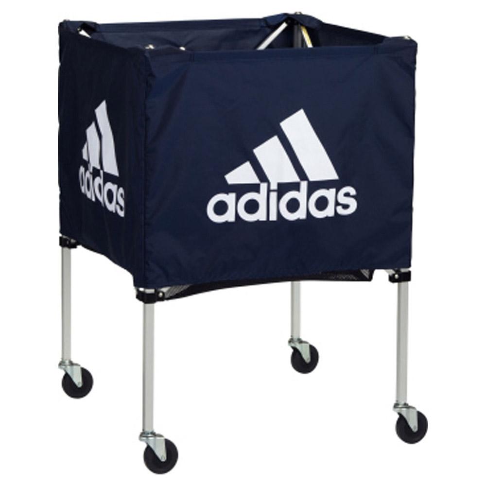 adidas(アディダス) ABK20NV2 ボールキャリアー 折りたたみボールかご ネイビー