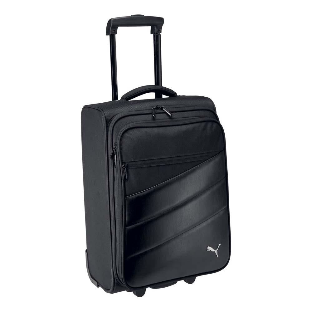 PUMA(プーマ) 072373 トロリーバッグ キャリーバッグ スポーツバッグ ブラック