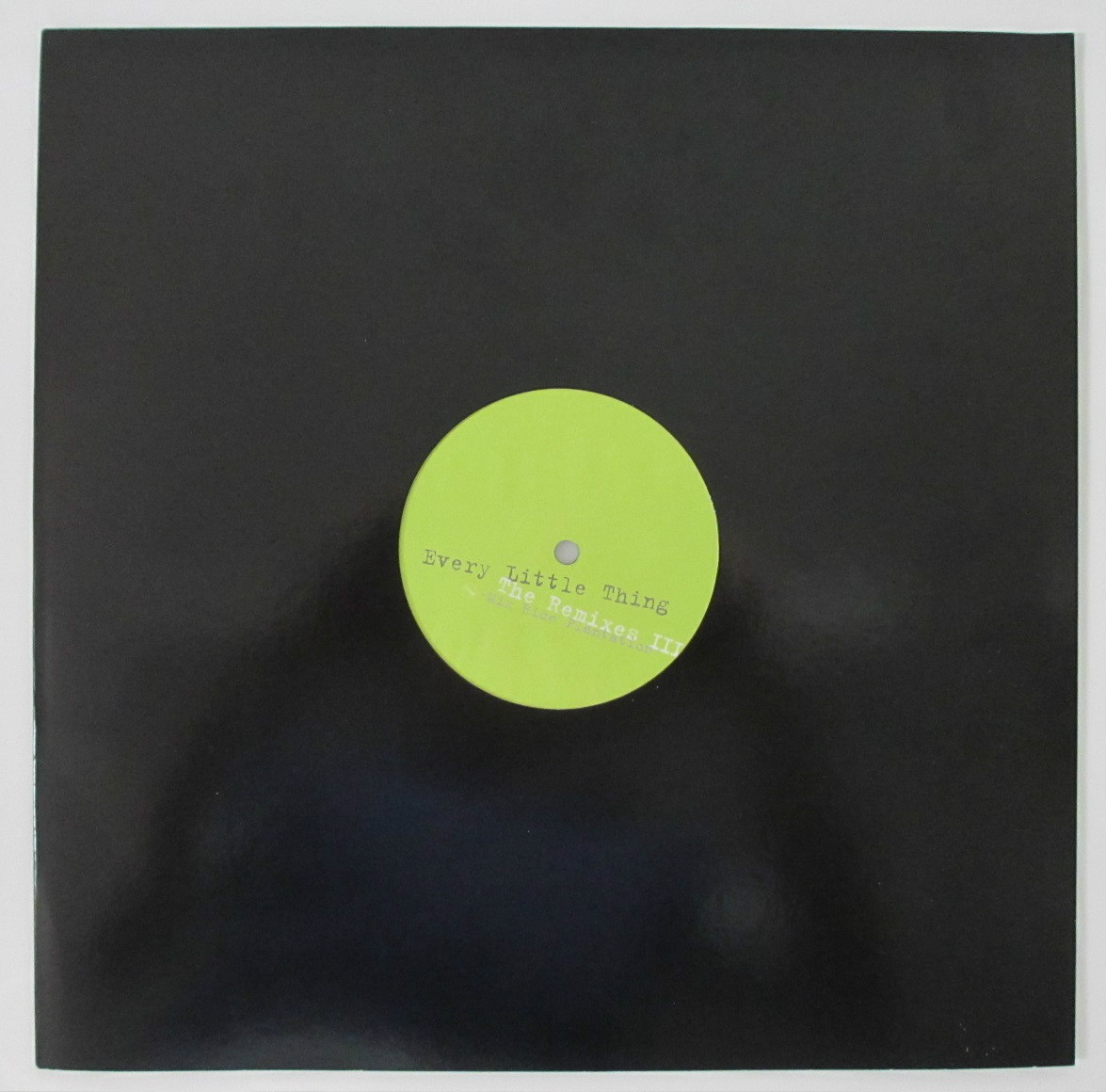 【中古】【アナログ盤(LPレコード)】The Remixes III ~Mix Rice Plantation~ Every Little Thing