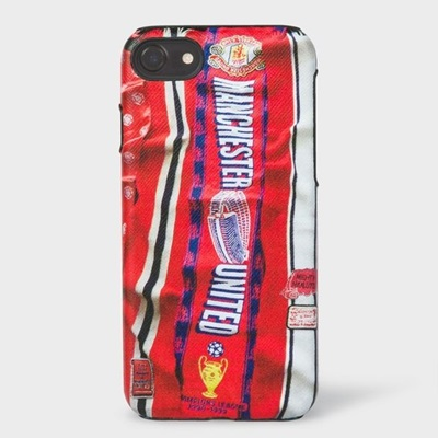 ポールスミス モバイルケース Paul Smith & Manchester United iPhone ケース 002 Paul Smith