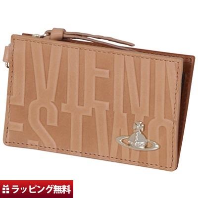 ヴィヴィアンウエストウッド Vivienne Westwood パスケース ブライダルボックス ベージュ