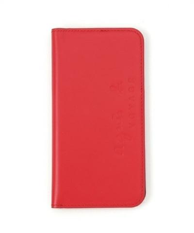 アニエスベー iPhone 7ケース レッド