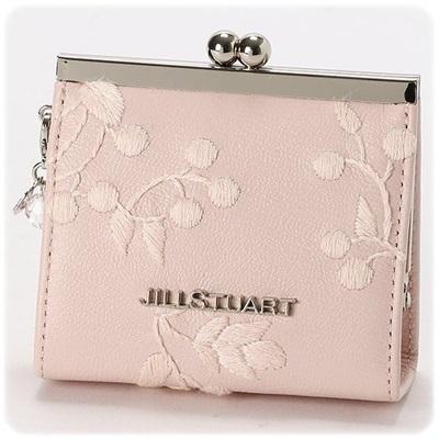 ジルスチュアート JILLSTUART 小銭入れ ガーデン ピンク