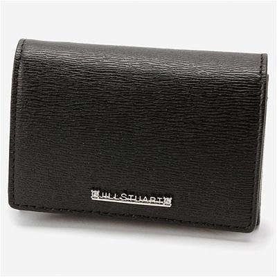 ジルスチュアート 折財布 シーブリーズ ブラック