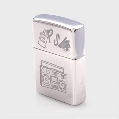 ポールスミス Rabit&Boom box ジッポー 002 ラジカセ