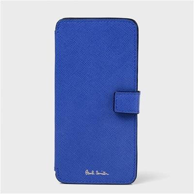 ポールスミス ミニラビット iPhone 6/6s/7 CASE ブルー