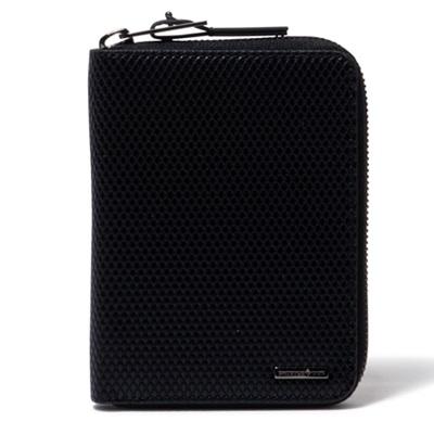 99dfcfe2a491 パトリックコックス折財布DIAMGラウンドファスナー折り財布ブラックPATRICKCOX サマンサタバサ を販売する