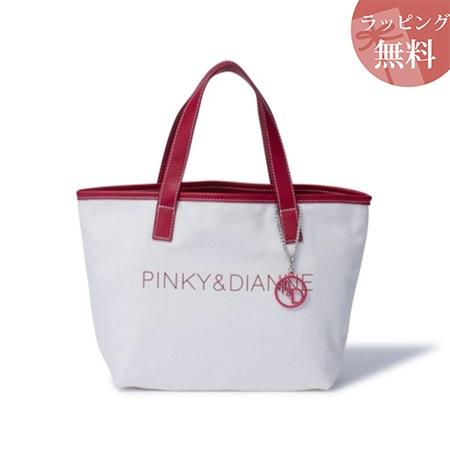 ピンキー&ダイアン バッグ トートバッグ ウォークトート レッド Pinky&Dianne