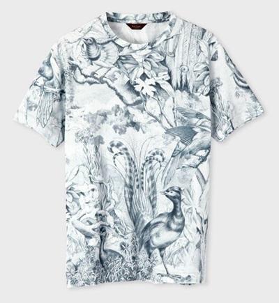絶妙なデザイン ポールスミス スミス Tシャツ ピーコックアベニュー サックス S Paul Tシャツ Smith ポール スミス:PARIS Smith LOUNGE パリスラウンジ, お気に入り:9b2a85d2 --- nagari.or.id