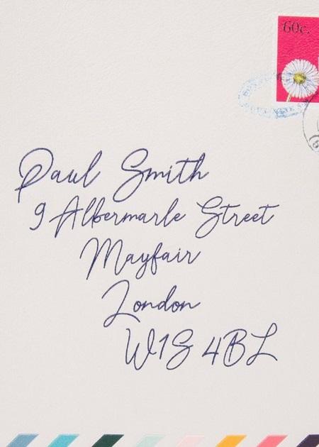 ポールスミス バッグ ショルダーバッグ レディース エンベロープ スタンプポーチ 001 Paul Smith
