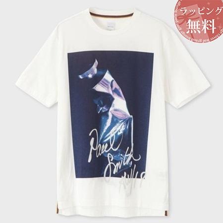 ポールスミス Tシャツ Artist Studio ロゴ プリント ブラック Paul Smith ポール スミス