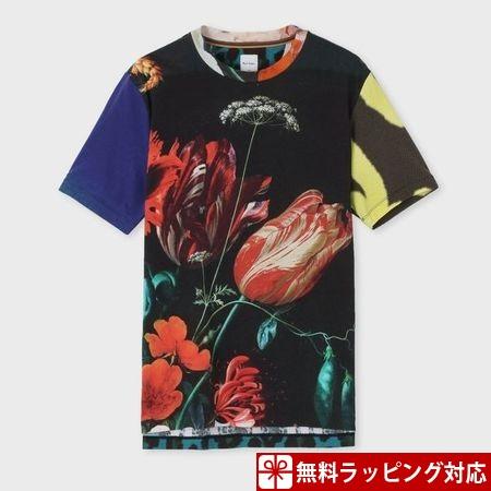 ポールスミス Tシャツ メンズ New Masters Classical Still Life オールオーバー 001 M Paul Smith ポール スミス
