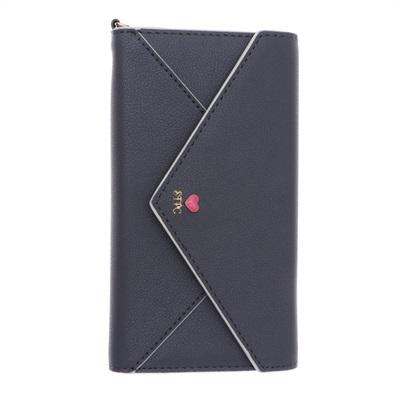 サマンサタバサプチチョイス プチハートラブレター iPhone6/7/8 ケース グレー