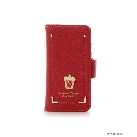 サマンサタバサ モバイルケース ハリー・ポッター iphone7-8ケース グリフィンドール レッド SamanthaThavasaPetitChoice