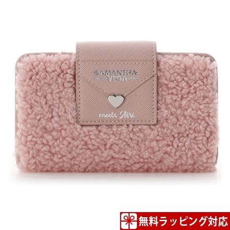 サマンサタバサ スマホケース 鈴木愛理×サマンサべガ iPhone7・8ケース ピンク Samantha Vega