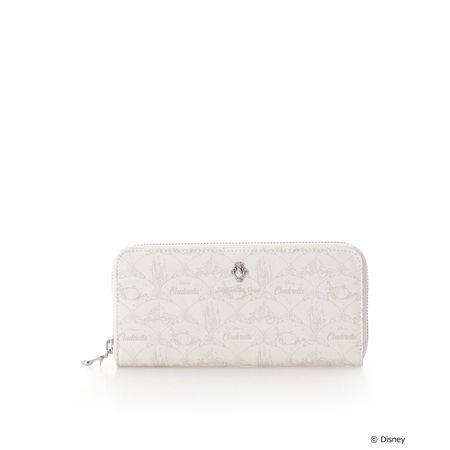 サマンサタバサ 長財布 シンデレラ コレクション ホワイト Samantha Vega