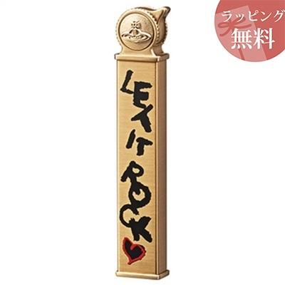 ヴィヴィアンウエストウッド LET LET ゴールド IT ROCK ROCK スリムライター ゴールド, サイドアームズ:0000630a --- officewill.xsrv.jp