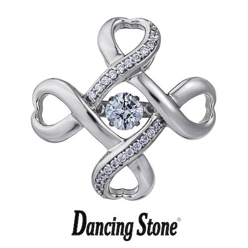 クロスフォーニューヨーク Crossfor NewYork タイニーピン Dancing Stone ダンシングストーンシリーズ Crossfor logo5 【NY-T002】【送料無料】 襟章 ピンバッジ ピンズ