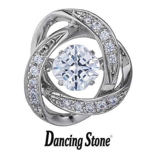 クロスフォーニューヨーク Crossfor NewYork タイニーピン Dancing Stone ダンシングストーンシリーズ Loop1 【NY-T011】【送料無料】 襟章 ピンバッジ ピンズ