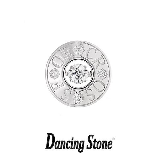 クロスフォーニューヨーク Crossfor NewYork タイニーピン Dancing Stone ダンシングストーンシリーズ Crossfor logo7 【NY-T009】【送料無料】 襟章 ピンバッジ ピンズ