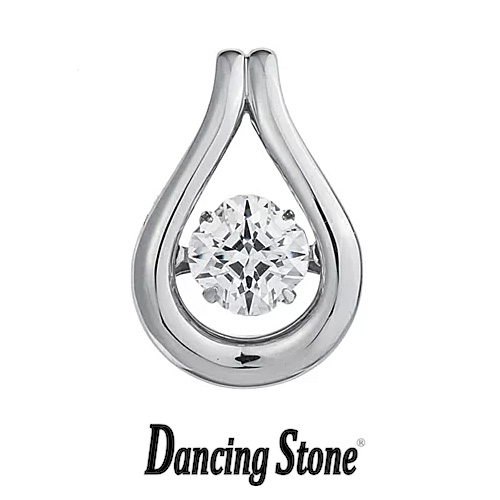 クロスフォーニューヨーク Crossfor NewYork タイニーピン Dancing Stone ダンシングストーンシリーズ Ocean 【NY-T010】【送料無料】 襟章 ピンバッジ ピンズ