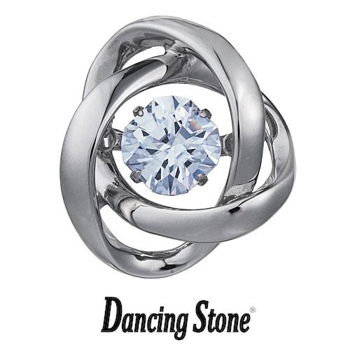 クロスフォーニューヨーク Crossfor NewYork タイニーピン Dancing Stone ダンシングストーンシリーズ Loop2 【NY-T012】【送料無料】 襟章 ピンバッジ ピンズ