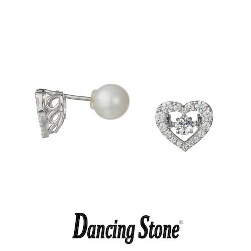 クロスフォーニューヨーク Crossfor NewYork ピアス Dancing Stone ダンシングストーンシリーズ Dancing Tenderness 【NYE-114】【送料無料】