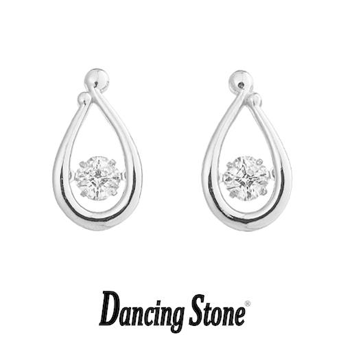クロスフォーニューヨーク Crossfor NewYork ピアス Dancing Stone ダンシングストーンシリーズ Fairy Drop 【NYE-118】【送料無料】