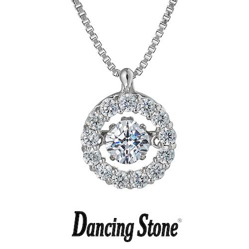 クロスフォーニューヨーク Crossfor NewYork ネックレス Dancing Stone ダンシングストーンシリーズ Flowerシリーズ Twinkle Flower2 【NYP-508】【送料無料】