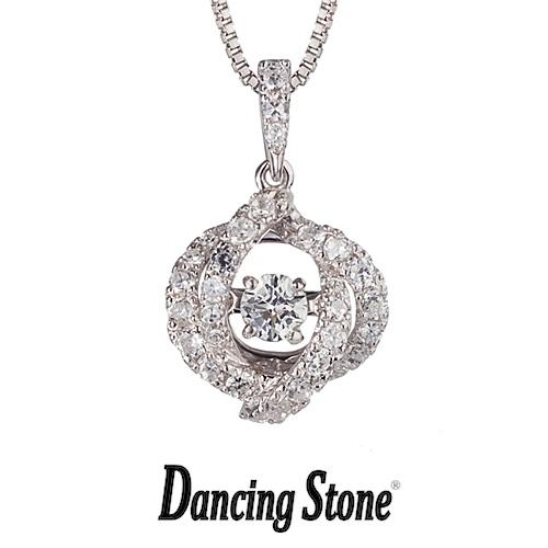 クロスフォーニューヨーク Crossfor NewYork ネックレス Dancing Stone ダンシングストーンシリーズ 人気デザインシリーズ Twinkle Carnation カーネーション 【NYP-527】【送料無料】